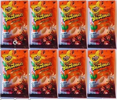 Sunflower Kernel Cereal Snack Roasted Barbecue Flavour Halal Diet Healthy 28gx8