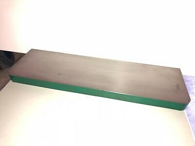 Powermatic 66 Table Saw Table Extension Wing Rare Green TA70 28x9 USA 2 Units