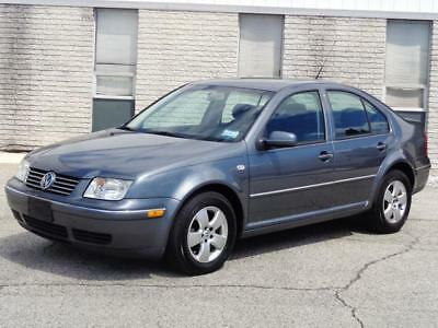 2005 Volkswagen Jetta GLS TDI 1.9L TURBO DIESEL 1-OWNER! 112K Mls! NO RESERVE SUNROOF HEATED SEATS 3 KEYS 2 REMOTES KEYLESS ENTRY CD-PLAYER CLEAN