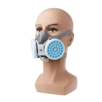 Anti-Dust Respirator Mask Filter Paint Spraying Industrial Protective Facepiece