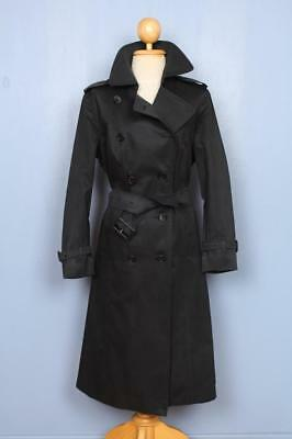 BEAUTIFUL Womens BURBERRY Double Breasted TRENCH Coat Mac 10/12