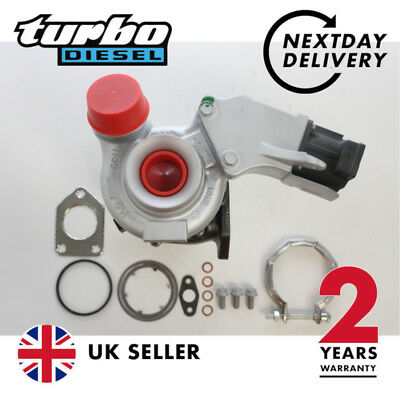 TURBOCHARGER TURBO 49135-05895 BMW E91 E90 120D, 320D, 520D,X3 + GASKETS  177HP