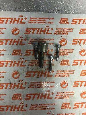 #00007906102 Hand Guard Screw for STIHL 038 AV Magnum 048 AV MS 391 MS 311