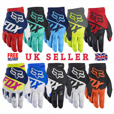 2018 NEW FOX Glove Racing Motorcycle Gloves Cycling Bicycle MTB Bike Riding