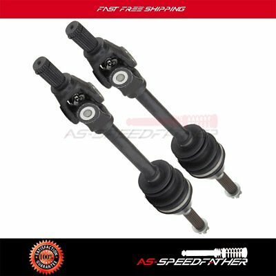 FRONT RIGHT COMPLETE CV JOINT AXLE Fits POLARIS SPORTSMAN 500 FOREST 2009-2012