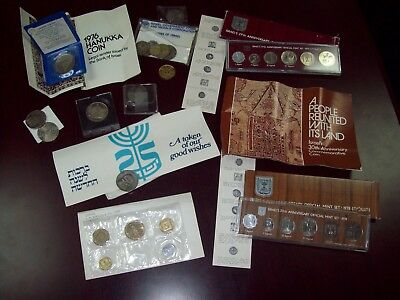 Israel Large Coin Lot