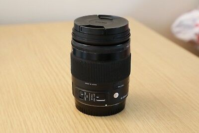 Sigma 18-200mm F3.5-6.3 DC Macro OS HSM 'C' Lens - Canon Fit