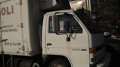 1989 GMC SERIES REFRIGERATED BOX TRUCK 1989 14 ft. Refrigerated Truck