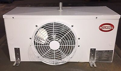 New Old Stock Trenton Tle35 Single Fan  Low Profile  Refrigeration Evaporator