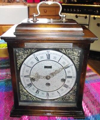 "Kienzle 12"" Westminster Chimes Bracket or Mantle Clock"