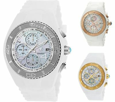Technomarine Cruise Men's 46mm JellyFish Chronograph MOP - Choice of Color