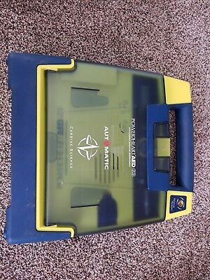 Cardiac Science Powerheart G3 AED Automatic  No battery or pads 9300A-001