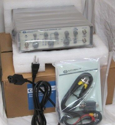 NEW Global Specialties 10MHz Pulse Generator 4010, New In Sealed Box