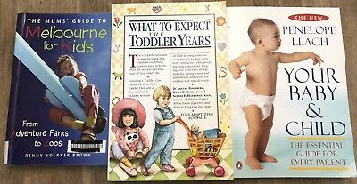 Baby, Toddler And Kids Books