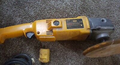 "Dewalt 7"" / 9"" Right Angle Variable Speed Polisher DW849 12A 60Hz DWTDWP849"
