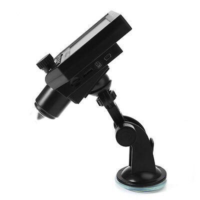 G600 600X Magnification 8-LED Microscope 4.3 Inches HD OLED Display Industry