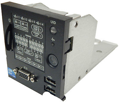 System Insight Display w// cables /& front Bezel//Chassis HP DL380 G6//G7 496073-001