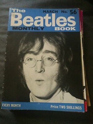 The Beatles Monthly Book - genuine copy from March 1968