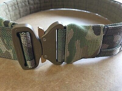 FRV Tailoring MTP Shooters Belt With a D Ring