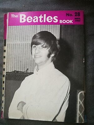 The Beatles Monthly Book - genuine copy from November 1965