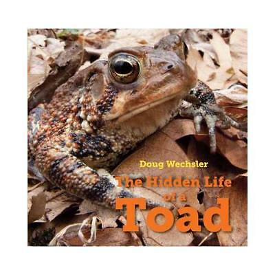 The Hidden Life of the Toad by Doug Wechsler (author)