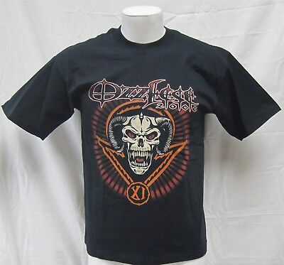 Ozzfest Tour 2006 Authentic Concert Shirt System of a Down Avenged Sevenfold