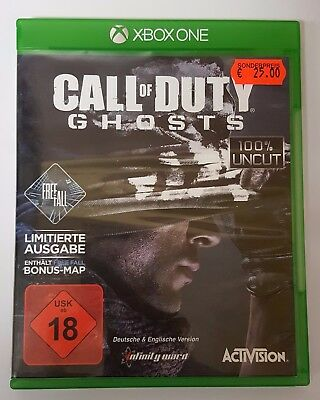 Call of Duty: Ghosts (Microsoft Xbox One Spiel, 2013)