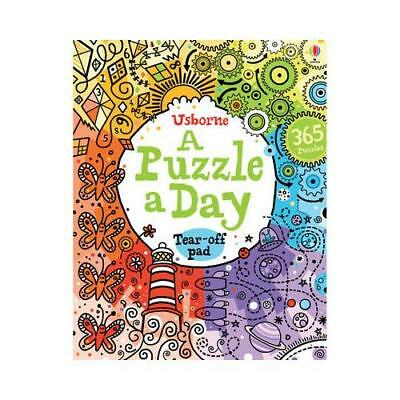 Puzzle a Day by Clarke, Philip