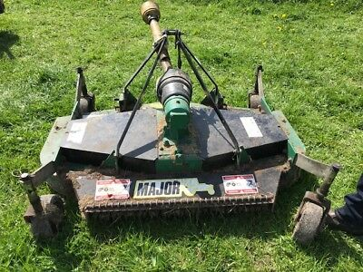 Major Compact Tractor Topper Finishing Mower