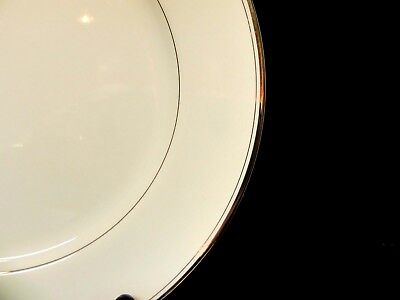 Mikasa Ivory China Trousdale L2801 set of 5 Bread & Butter Plates