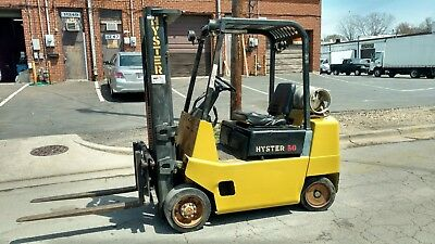 Hyster -S50XL Forklift