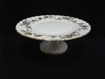 Large Crown Aristocrat Staffordshire Cake Stand *Repaired*
