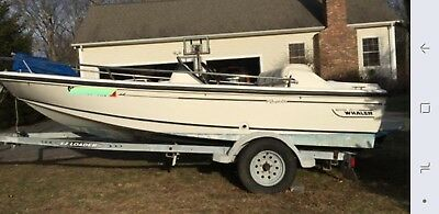 boston whaler jet boat 50 hours