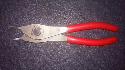 Snap-on Tools SRPC3800 Retaining Snap Ring Pliers Fixed  tips. BRAND NEW.