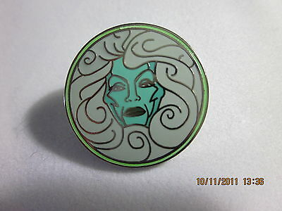 Disney Haunted Mansion Letter o crystal ball Madame Leota Pin from OH frame set
