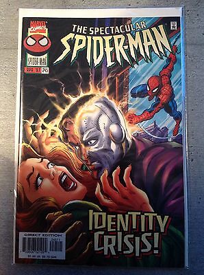 THE SPECTACULAR SPIDER-MAN 245 Apr 97