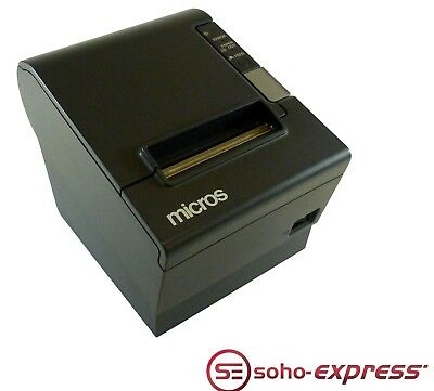Epson Micros Tm-T88Iv Usb Thermal Receipt Printer M129H Point Of Sale (Pos)