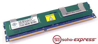Hp Proliant 4Gb 2Rx4 Pc3--10600R 1333Mhz Ecc Server Ram Memory Mq09C1301G