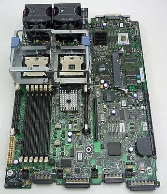 Hp  Proliant Dl380 G4 Dual Xeon Socket 604 Server System Motherboard 404715-001