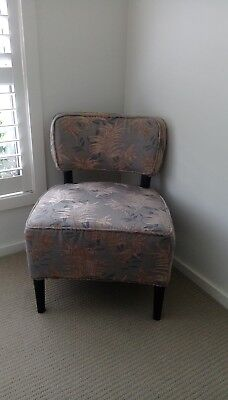 Beautiful bedroom chair. As good as new, only bought 2 years ago. Reluctant sale