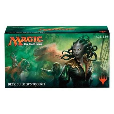 Magic The Gathering: Ixalan Deck Builders Toolkit Toy Play MYTODDLER New