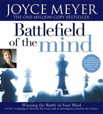 The Battlefield of the Mind Winning the Battle in Your Mind 9781586215347