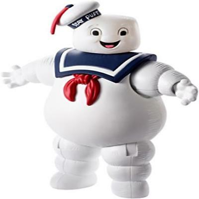 "Mattel Drt51 Ghost Busters Stay Puft Balloon Ghost Figure 6"" Toy Play Kids Game"