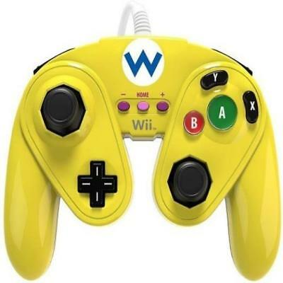 Pdp Wired Fight Pad For Wii U Wario Kids Game MYTODDLER New