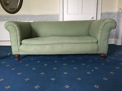 Antique Drop End Sofa.