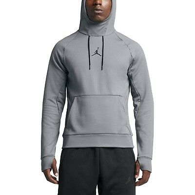 best website e5c51 4c1b4 Nike Jordan Jumpman 360 Therma Fleece Men s Pullover Hoodie size L  85