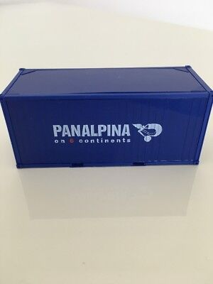 Herpa Container 20ft Panalpina 1:87