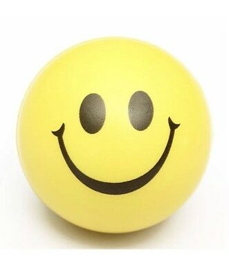 Smiley Face 2 Pcs Anti Stress Reliever Blasts Stress Ball Autism Mood Squeeze
