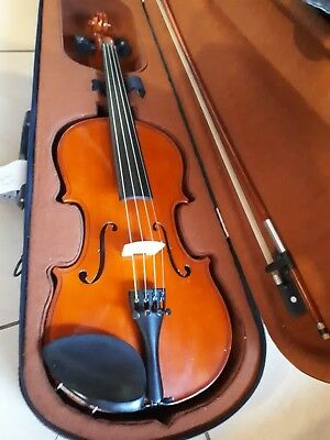 Violin 3/4 Prima 100 with bow and hard case