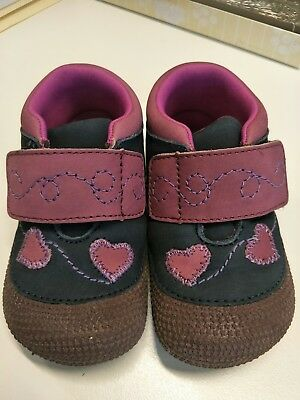 ciao baby leather shoes size 22 (15cm)